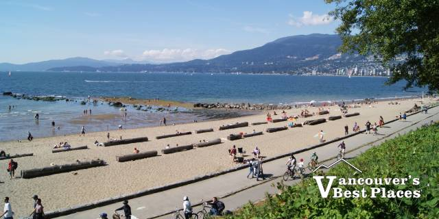 Third Beach at Stanley Park