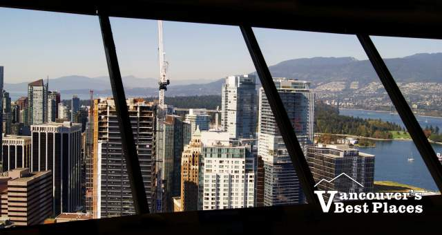 Vancouver Lookout Window View