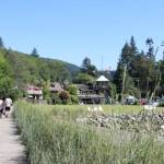 Bowen Island Boardwalk