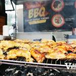 Caribbean BBQ Chicken Food Vendor