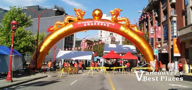 Chinatown Chinese Festival