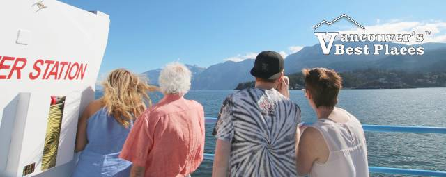 Pacific Ferries Island Hopping Tours