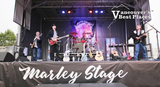 Mostly Marley Band