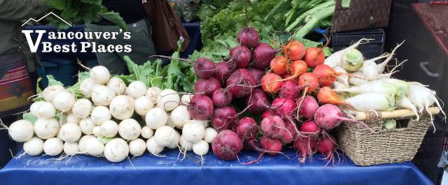 West End Farmers Market Produce