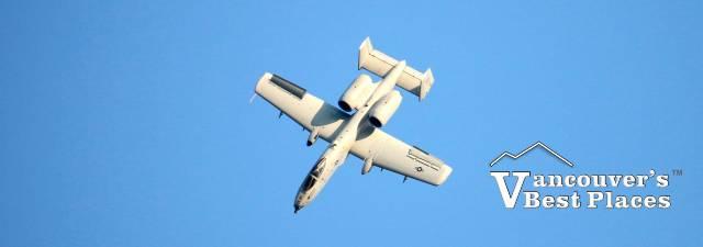 A-10 Thunderbolt II Demo