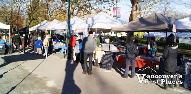 Hastings Winter Market