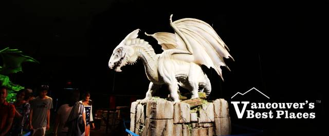 Lost World of Dragons at the PNE