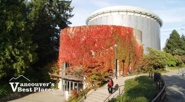 UBC Chan Centre of the Performing Arts