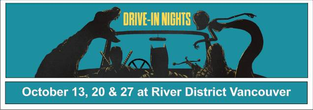 River District Movie Nights in October 2018