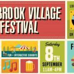 Wesbrook Village Festival Poster (WBV)