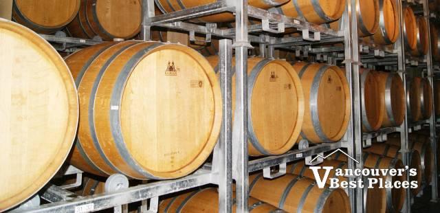 Lower Mainland Wineries