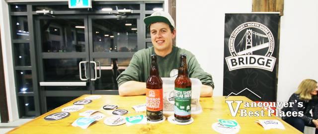 Bridge Brewing at Craft Beer Week