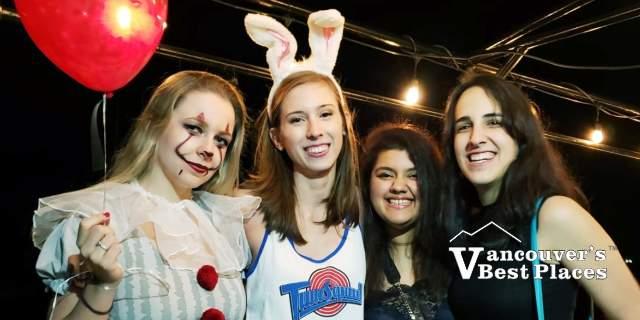 Halloween Party Folk