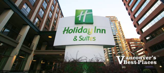 Vancouver's Holiday Inn & Suites Hotel