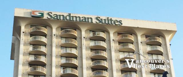 Sandman Suites Hotel in the West End
