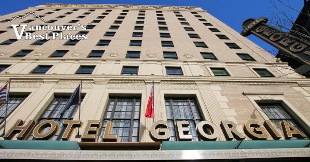 Vancouver's Hotel Georgia
