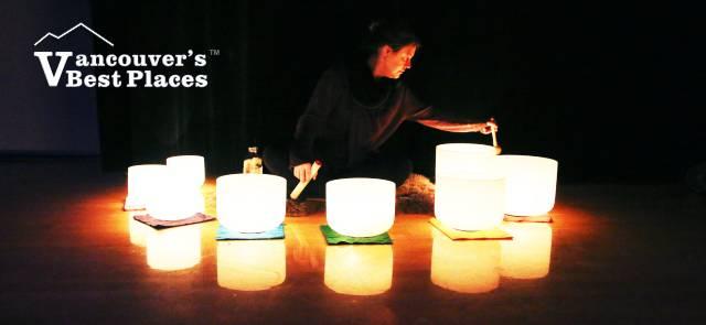 Winter Solstice Lanterns Musician