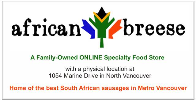 African Breese Specialty Food Store