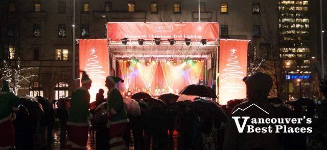 Vancouver Christmas Tree Festival