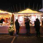Aurora Winter Festival Market Stalls