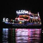 Carol Ships Boat