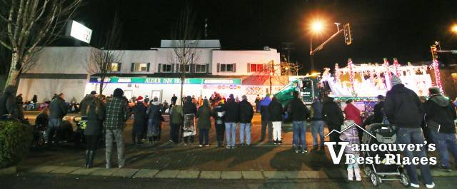 Christmas Parade in Aldergrove