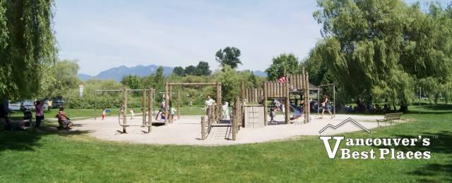 Playground at John Hendry Park