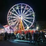 Winter Festival Ferris Wheel