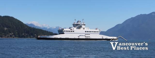 BC Ferries Bowen Island Ferry
