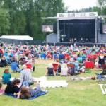 Burnaby Blues Festival Deer Lake Venue