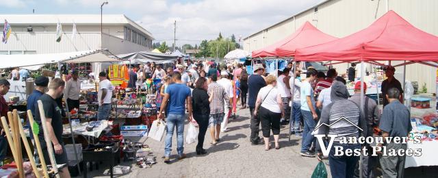 Cloverdale Flea Market