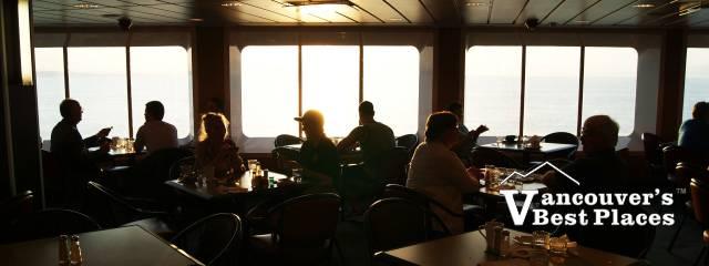 BC Ferries Buffet