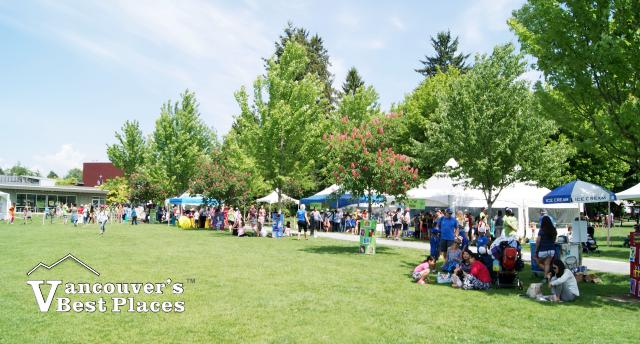 Surrey Children's Festival at Bear Creek