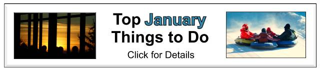 Top January Things to Do