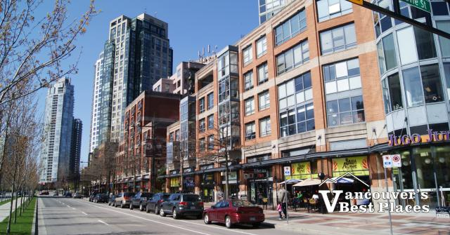 Yaletown at Davie