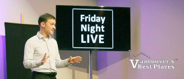Lynn Valley's Friday Night Live