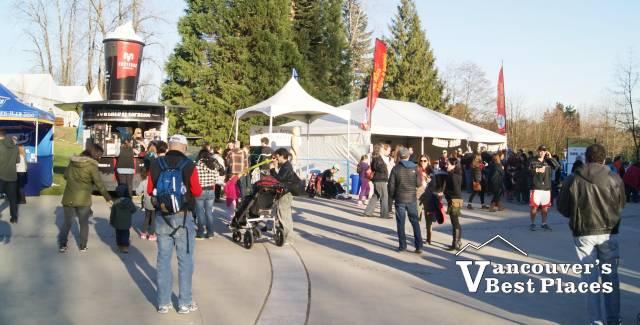 Festival du Bois at Mackin Park