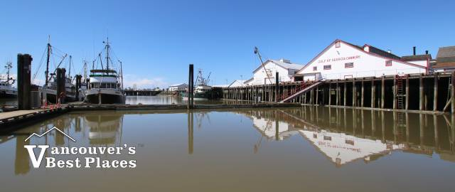 Gulf Cannery and Steveston Village