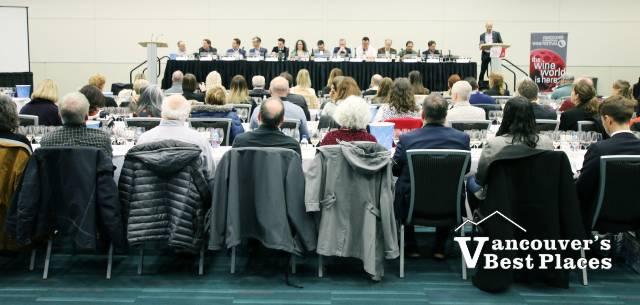 Vancouver Wine Workshop Attendees
