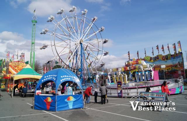 West Coast Amusements at Lansdowne Centre