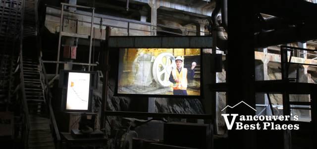 BOOM Film at Britannia Mine