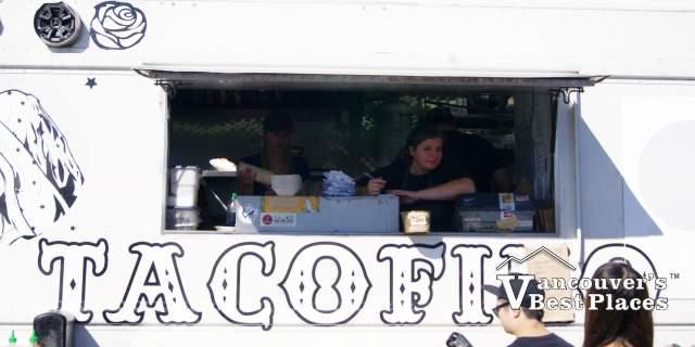 Tacofino Food Truck