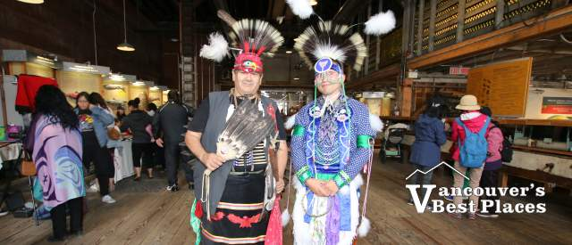 Cannery on Indigenous Peoples Day
