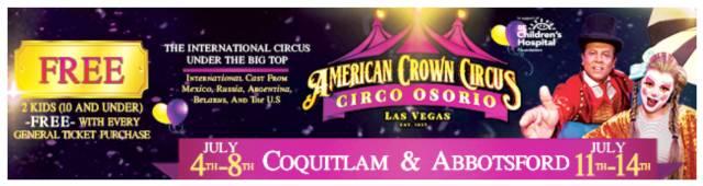 Circus Osorio Circus Ad