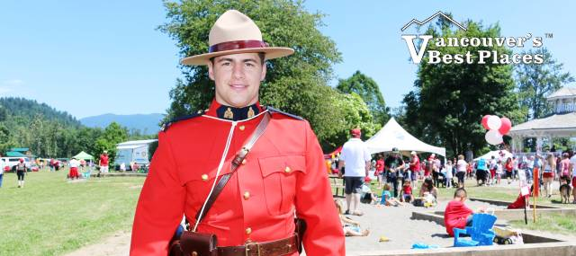 Canada Day in Mission