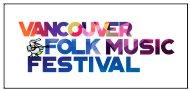 Vancouver Folk Music Festival Logo