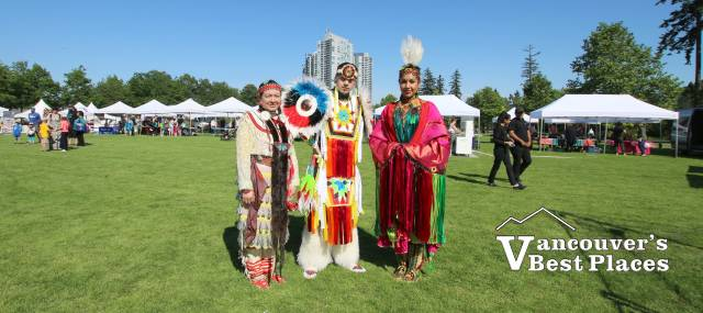 Indigenous Peoples Day at Holland Park