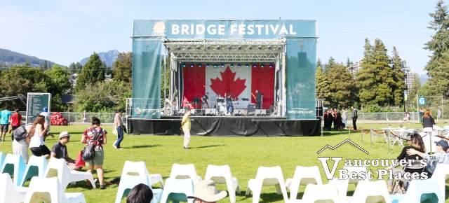 Bridge Festival Main Stage