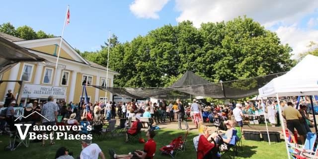 Fort Langley Jazz Festival