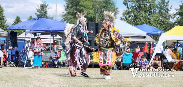 Squamish Nation Powwow